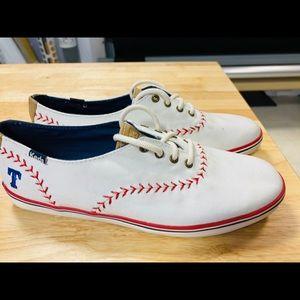 Less Tx Rangers shoes